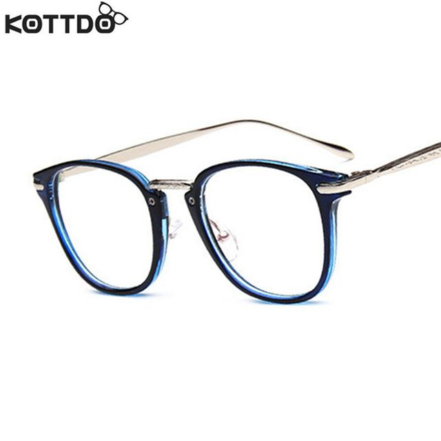a19a613230a KOTTDO 2017 New Retro Trends Glasses Frames Artistic Glasses Frames Men and Women  Optical Brand Eyewear Frames Female Designer