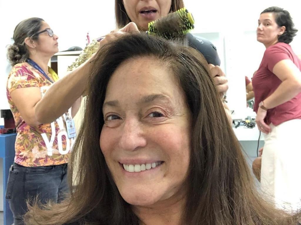 Susana Vieira Posta Foto Sem Maquiagem E Recebe Elogios De