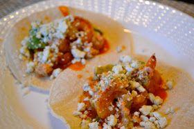 Kitchen Ambition: Buffalo Shrimp Tacos