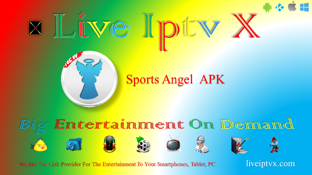 Live Streaming Sports With Sports Angel Apk On Fire Stick Android