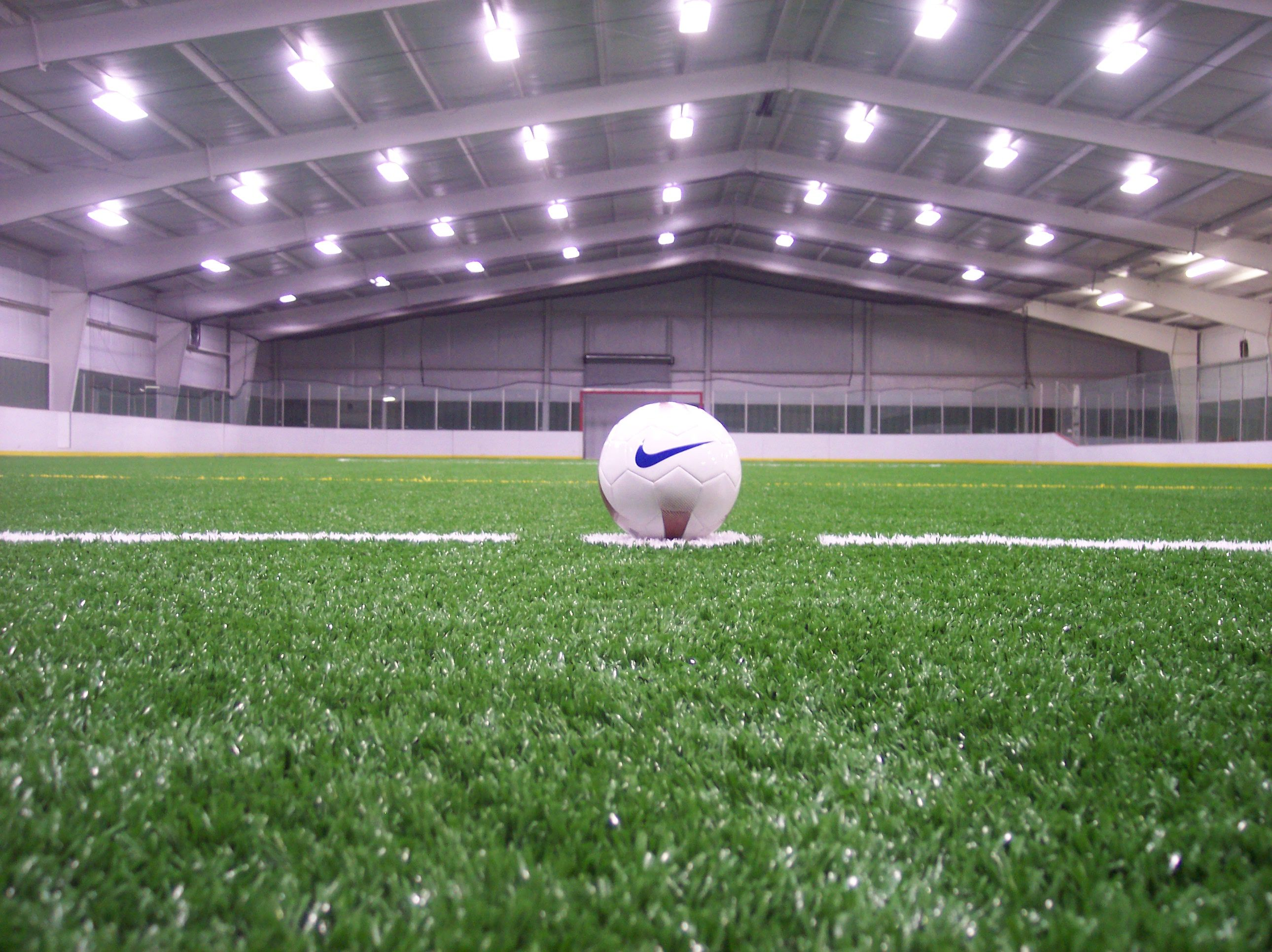 Soccer Spence Eccles Field House - Salt Lake County ...