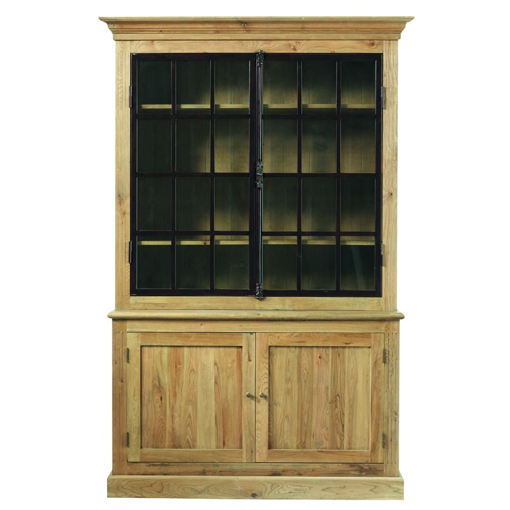 Solid oak dresser pinterest bahut chene massif et massif - La salle a manger atelier au style classique chez maisons du monde ...