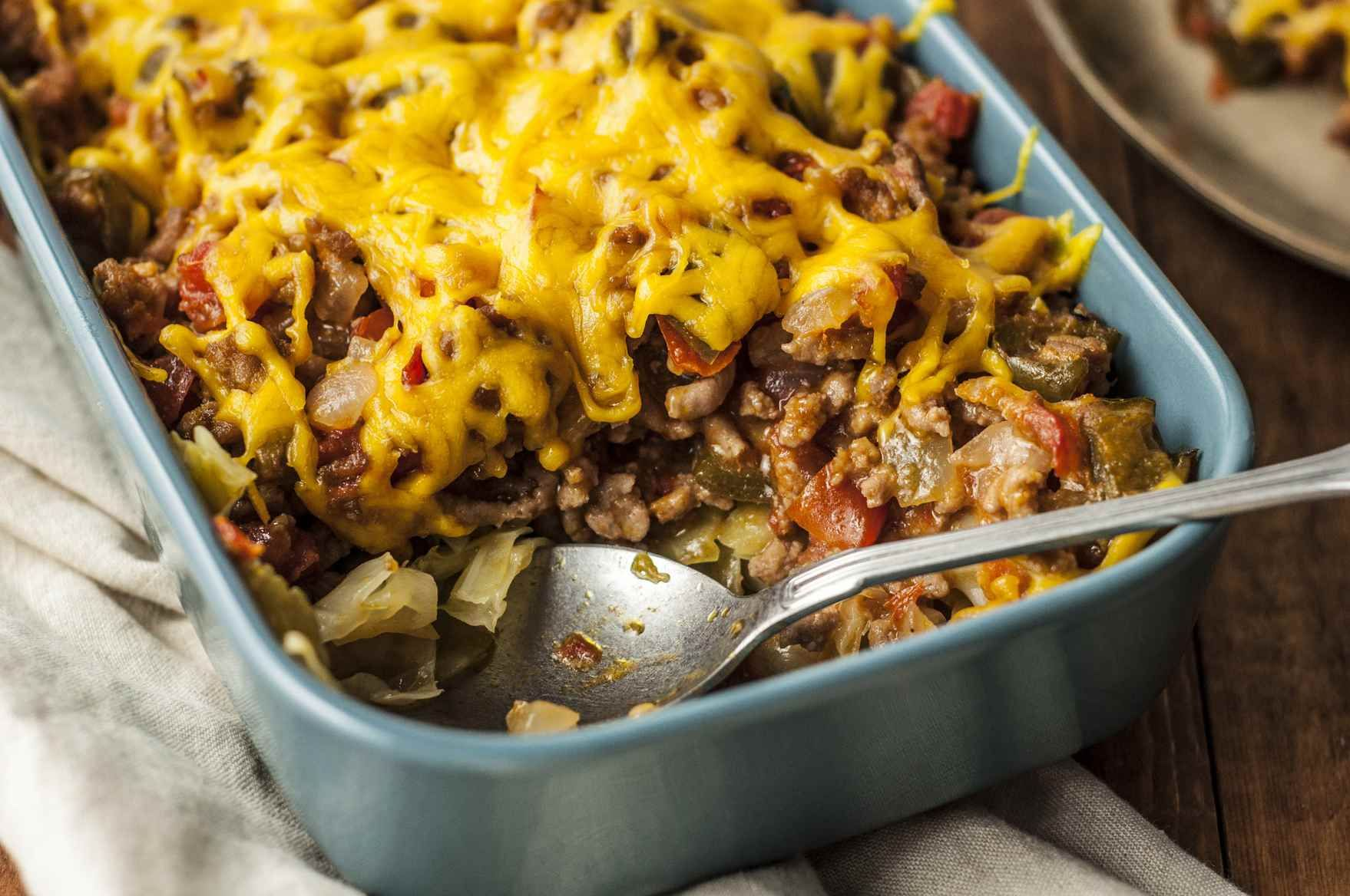 This Cabbage And Ground Beef Casserole Will Be An Instant Hit Recipe Cabbage Recipes Casserole Recipes Ground Beef