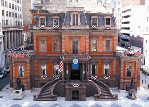 Union League Of Philadelphia 140 South Broad Street Pa 215 563 6500 Http