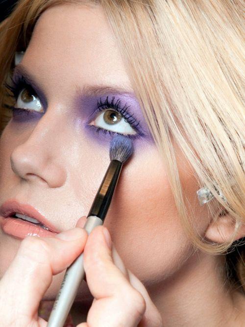 beautiful purple makeup #SephoraColorWash #Purple ...