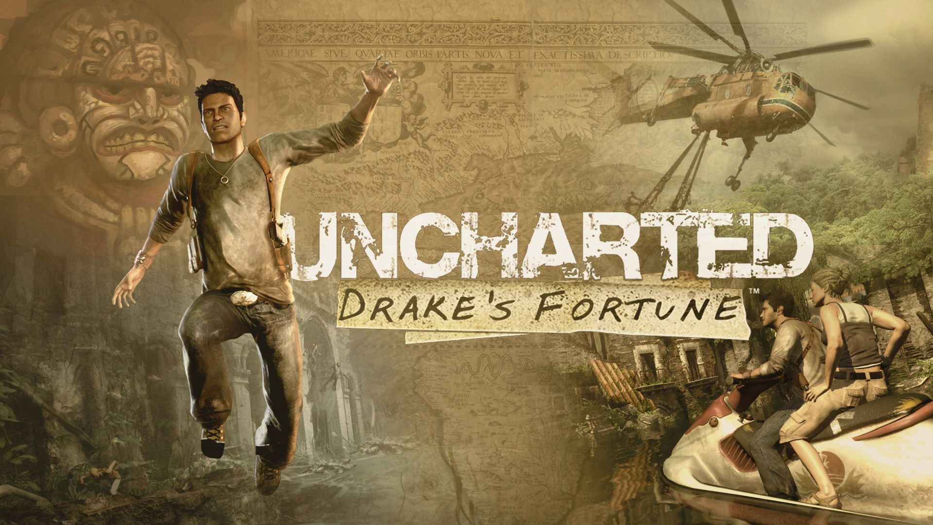 Uncharted 1080p Wallpaper Uncharted Drake Uncharted Drake S