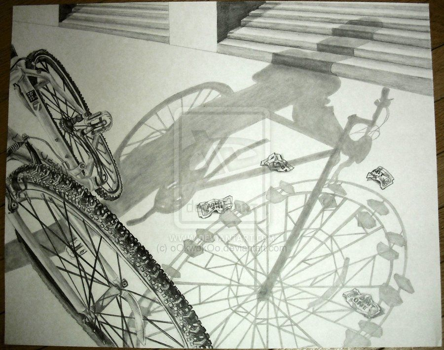 Risd Bike Reminiscence By Ookwokoo On Deviantart Conceptual