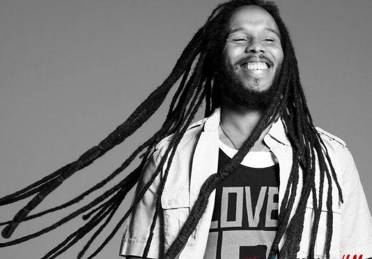 Ziggy Marley For H M Muziek