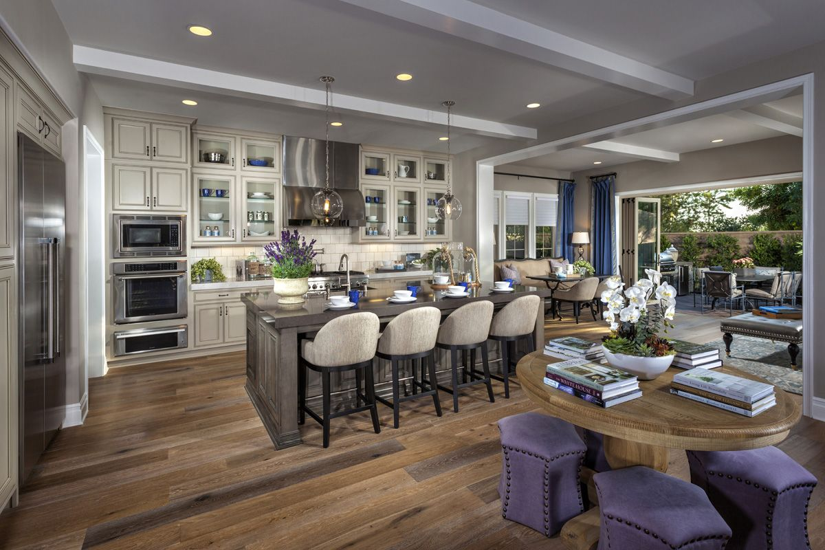 Vicenza at orchard hills a kb home community in irvine for Architecture firms orange county