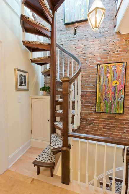Best The Hamilton Compact Spiral Stairs 400 x 300