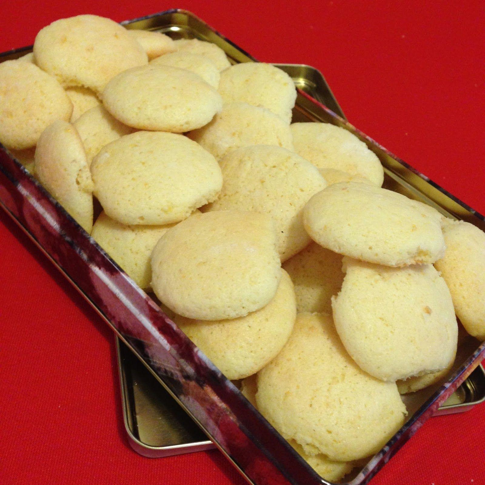 Biscotti di riso al limone Idee alimentari, Cibo, Ricette