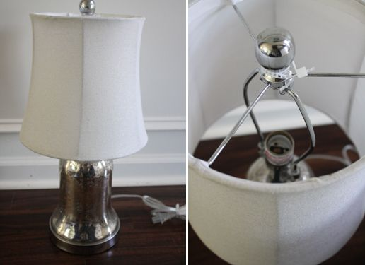 How To Make A Shaded Lamp Cordless View Along The Way