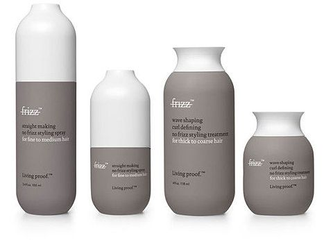 minimal package   Living Proof no frizz products