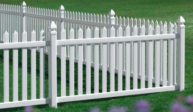 National Metal Industries Danbury Backyard fences