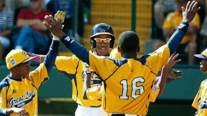 Dear Little Leaguers Thanks For Giving Hope To This Black Woman Little League Jackie Robinson Win Or Lose