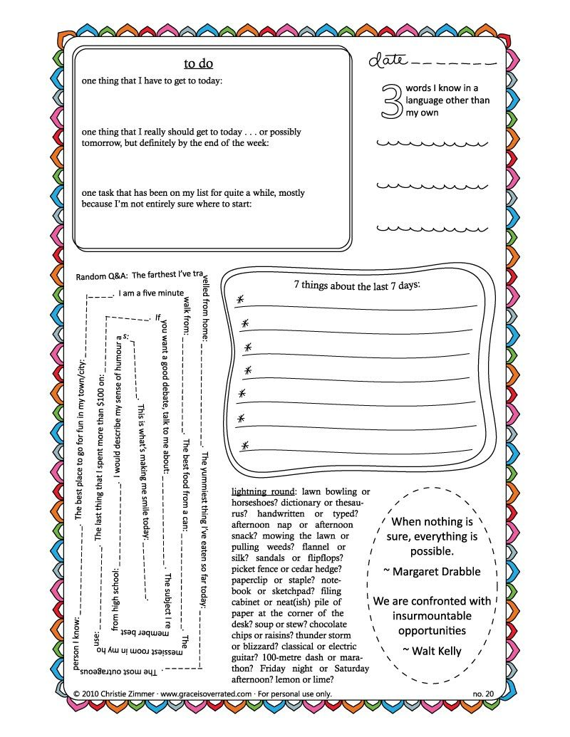 Shoregirl's Creations: Adult Journal Jar  |Journals For Adults