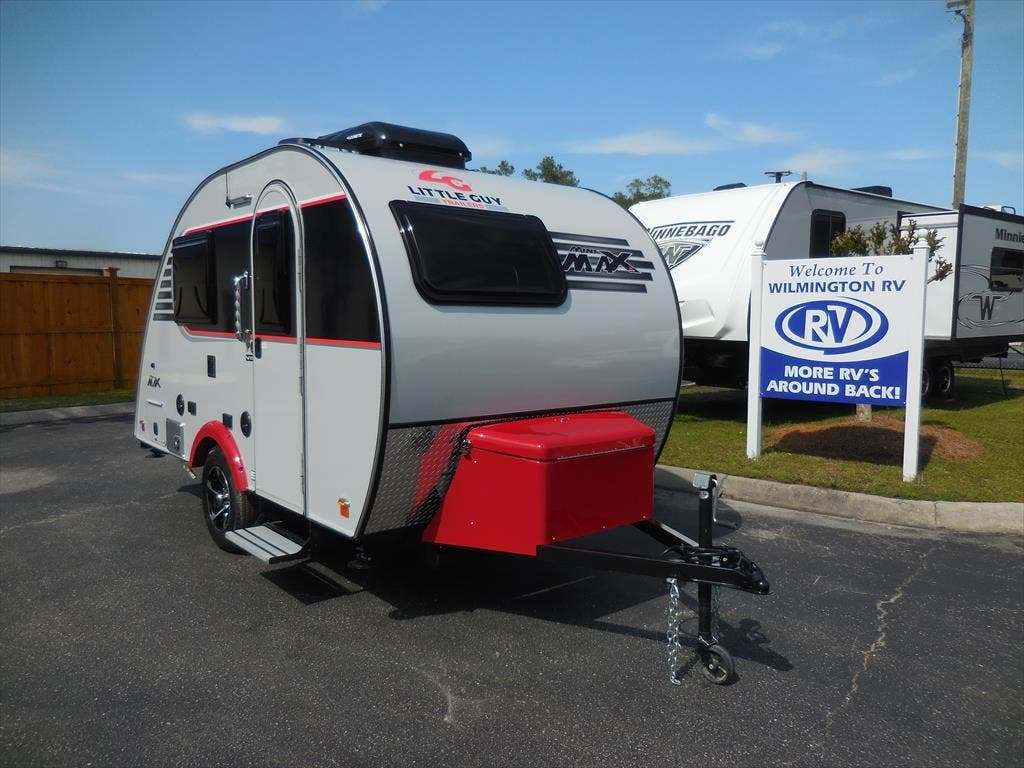 Check out this 2019 little guy trailers mini max listing