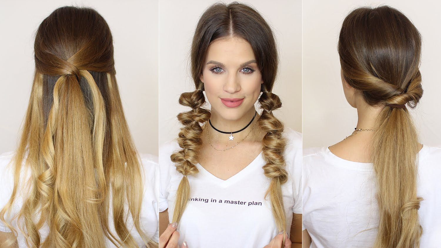 19+ No heat hairstyles for long hair trends