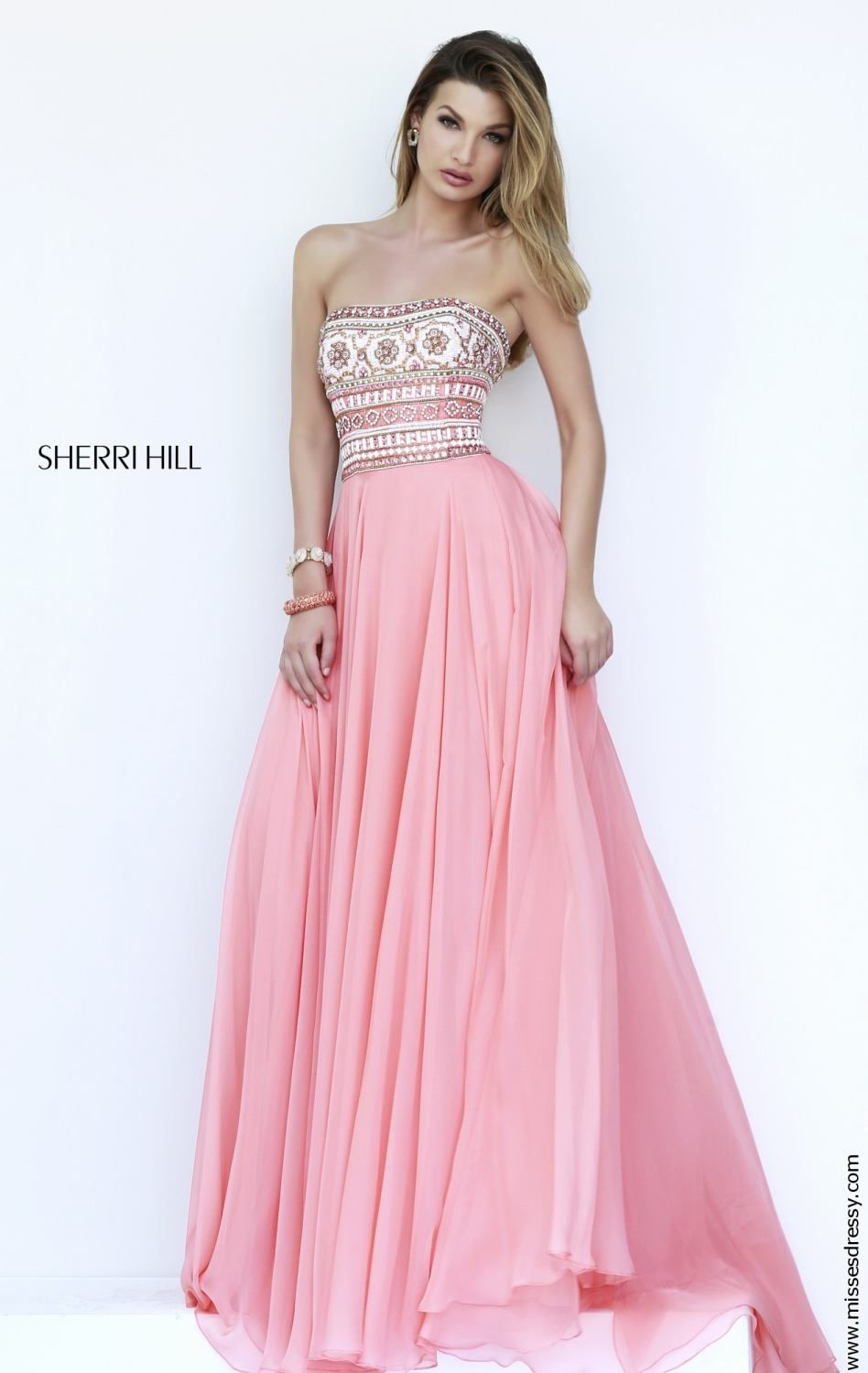 Sherri Hill 11175 Dress - MissesDressy.com | VESTIDOS DE FESTA ...