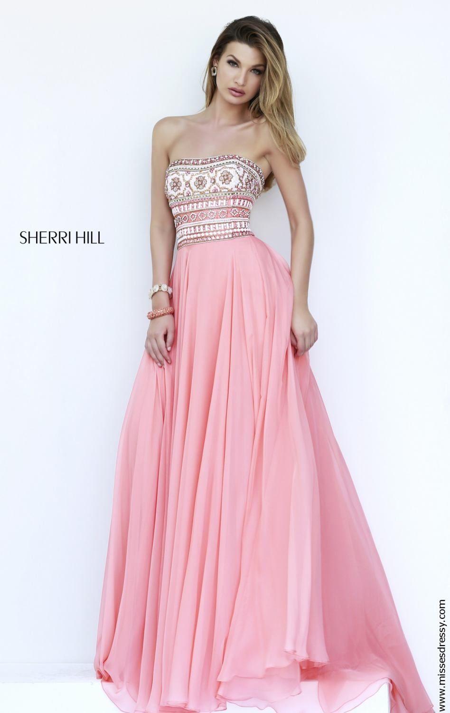 Sherri Hill 11175 Dress - MissesDressy.com | VESTIDOS DE FESTA ...