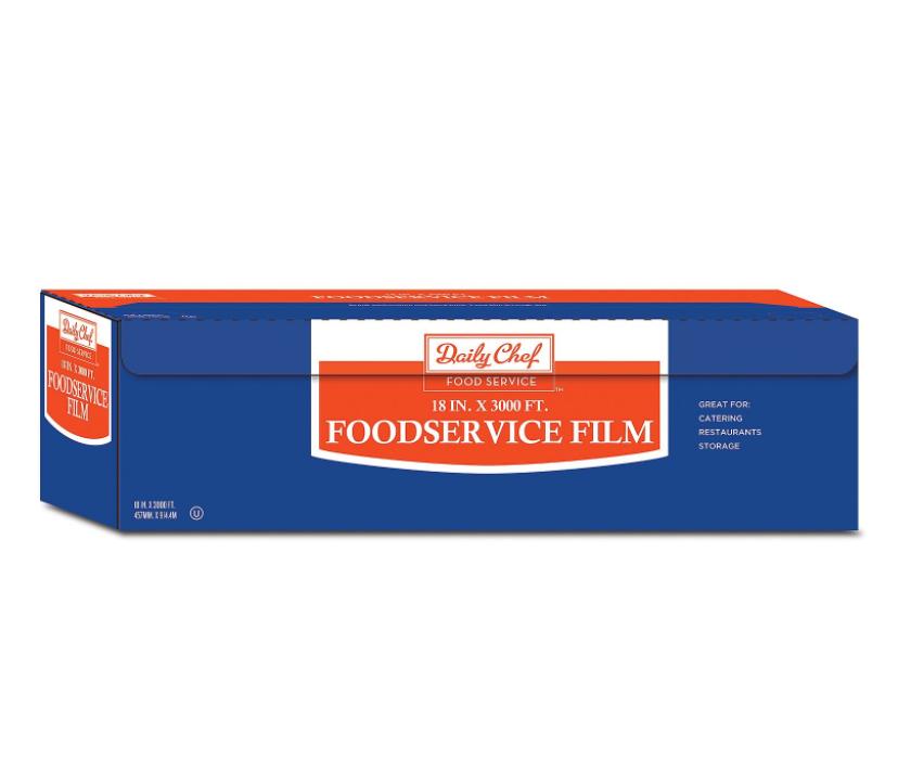 Bulk Plastic Food Wrap Storage Restaurant Home Kitchen Commercial