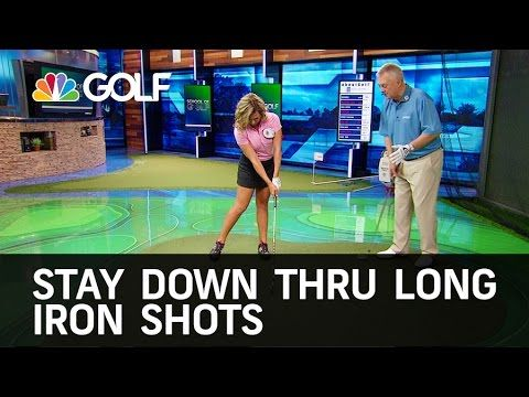 Drill To Increase Distance Golf Channel Youtube Golf Tips