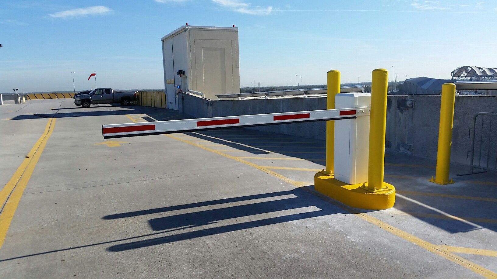 ELKA Vehicle parking barrier gate   ELKA Vehicle parking