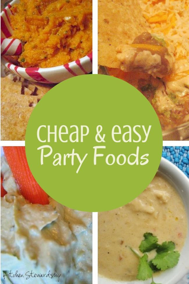 Cheap easy party foods made with healthy real food easy party don buy fancy food spend a ton or bring unhealthy junk when you have bring a dish to pass keep a list of easy party foods handy that everyone loves forumfinder Gallery
