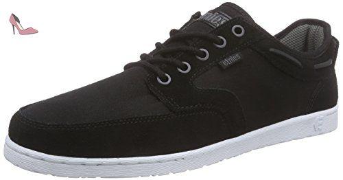 Etnies Jameson MT, Chaussures de Skateboard Homme, Noir (Black blanc 976), 41 EU (7 UK)