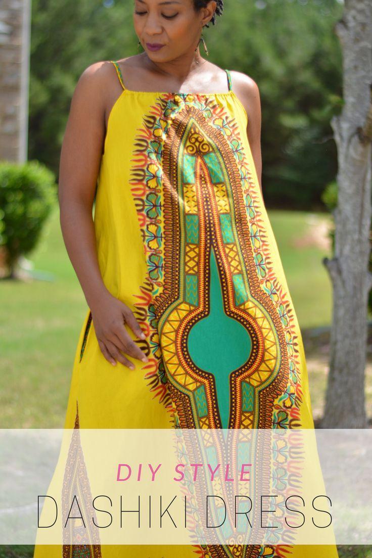 Diy African Print Maxi Dress Diy Maxi Skirt Summer Dresses Diy Shift Dresses Diy [ 1104 x 736 Pixel ]