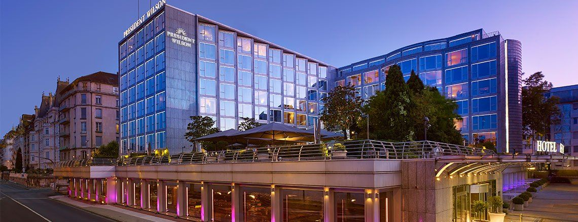 Hotel President Wilson, Geneva Switzerland: Home To The Priciest Room In The  World #