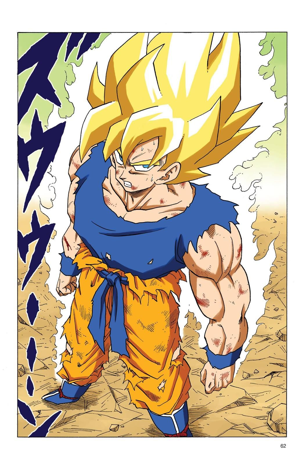 Read Dragon Ball Full Color Freeza Arc Chapter 70 Page 10 Online For Free Dragon Ball Artwork Dragon Ball Super Manga Dragon Ball Wallpapers