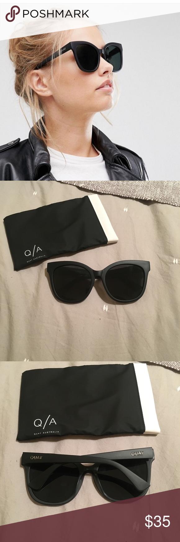6a6e6eb203a Quay It s My Way Sunglasses Like new