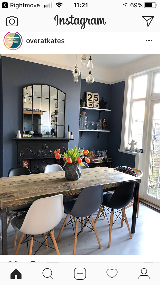 Pin On House, Dining Room Paint Colors 2018