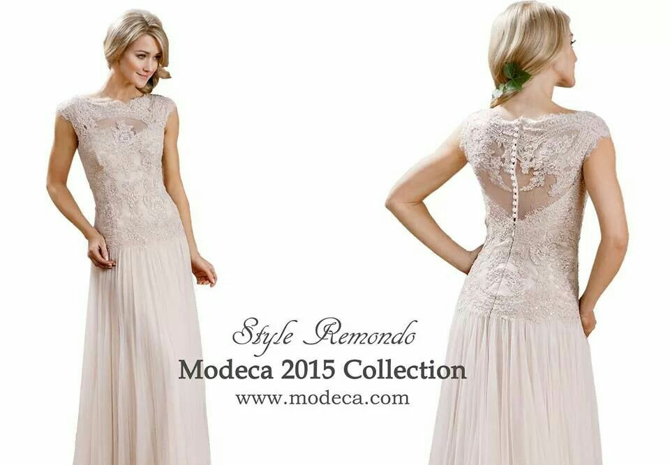 Modeca 2015 Collection Style Remondo www.modeca.com - Bridal Dress ...