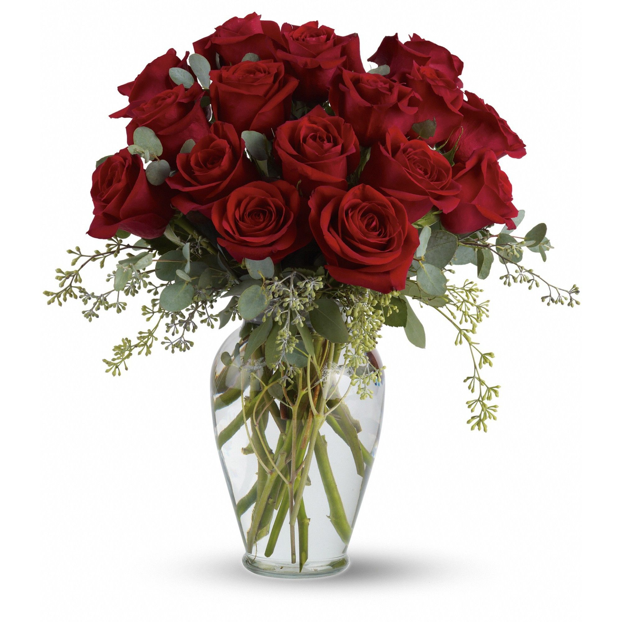 Full heart 16 premium red roses by teleflora valentines full heart 16 premium red roses by teleflora flower delivery valentine gifts valentines izmirmasajfo