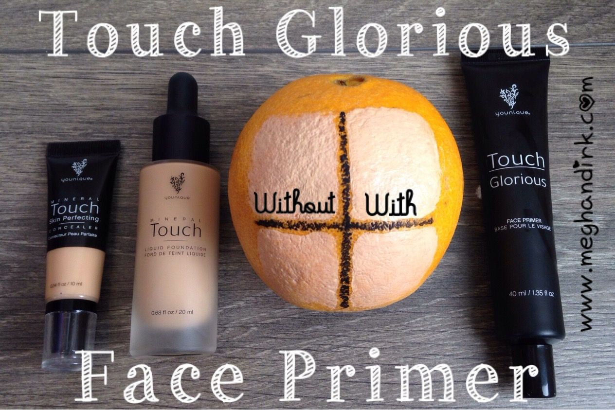 younique 39 s touch glorious face primer do you prime no well check this out create a. Black Bedroom Furniture Sets. Home Design Ideas