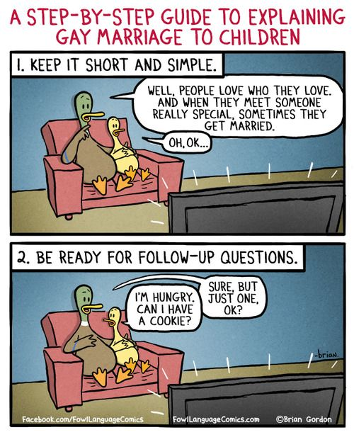 Its Not That Complicated Equality Pinterest Funny Fowl