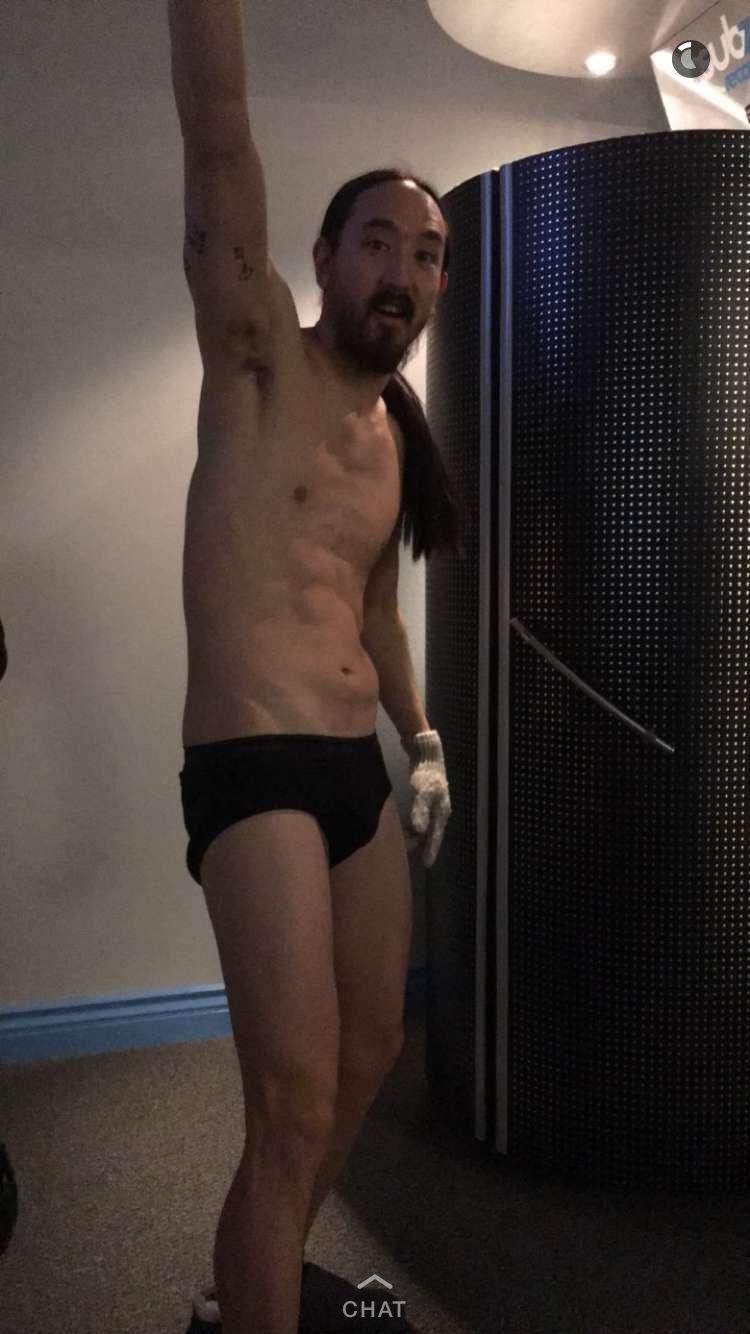 snapchat naked
