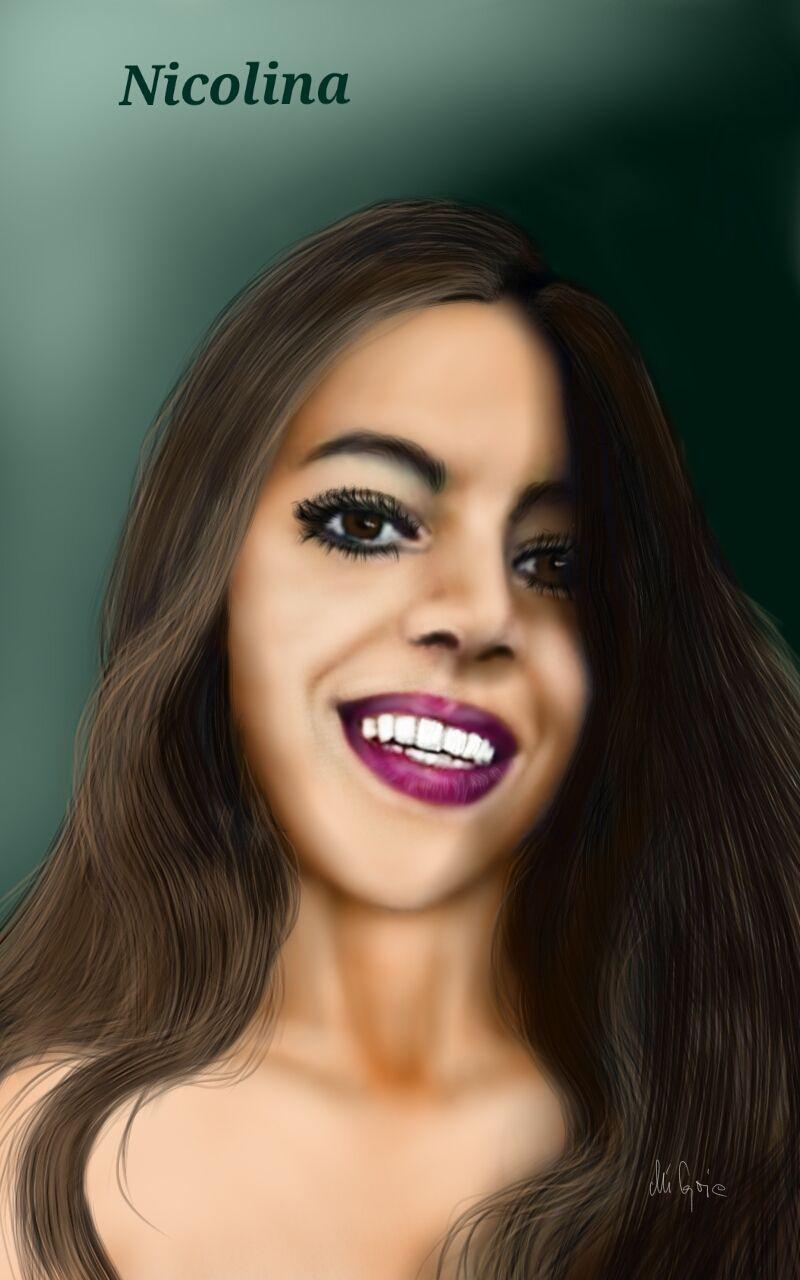 Nicolina   Friends und Zeichnen