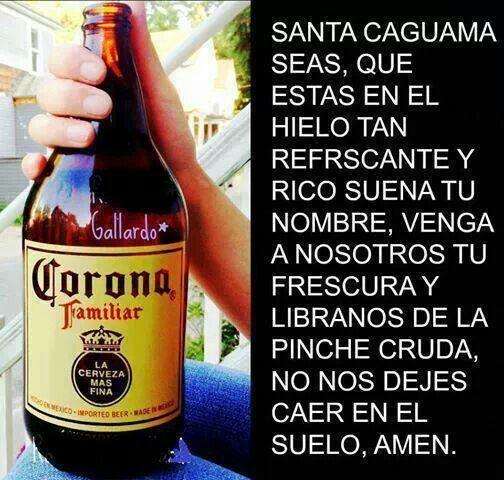 Corona Cerveza Frases De Borrachos Caguamas