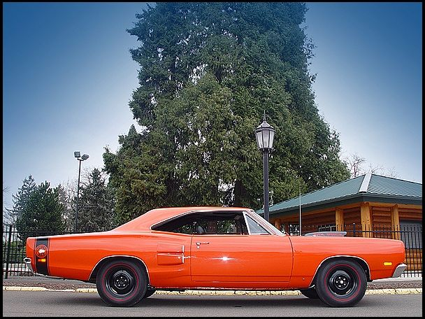 1969 Dodge Super Bee 440 Six Pack, kind of like the redlines and steelies