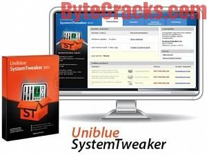 uniblue system tweaker