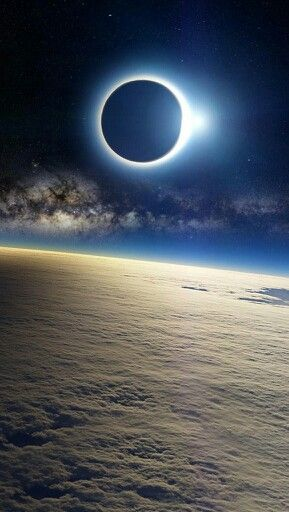 Out Of This World Solar Eclipse Astronomy Scenery Out of this world backgrounds