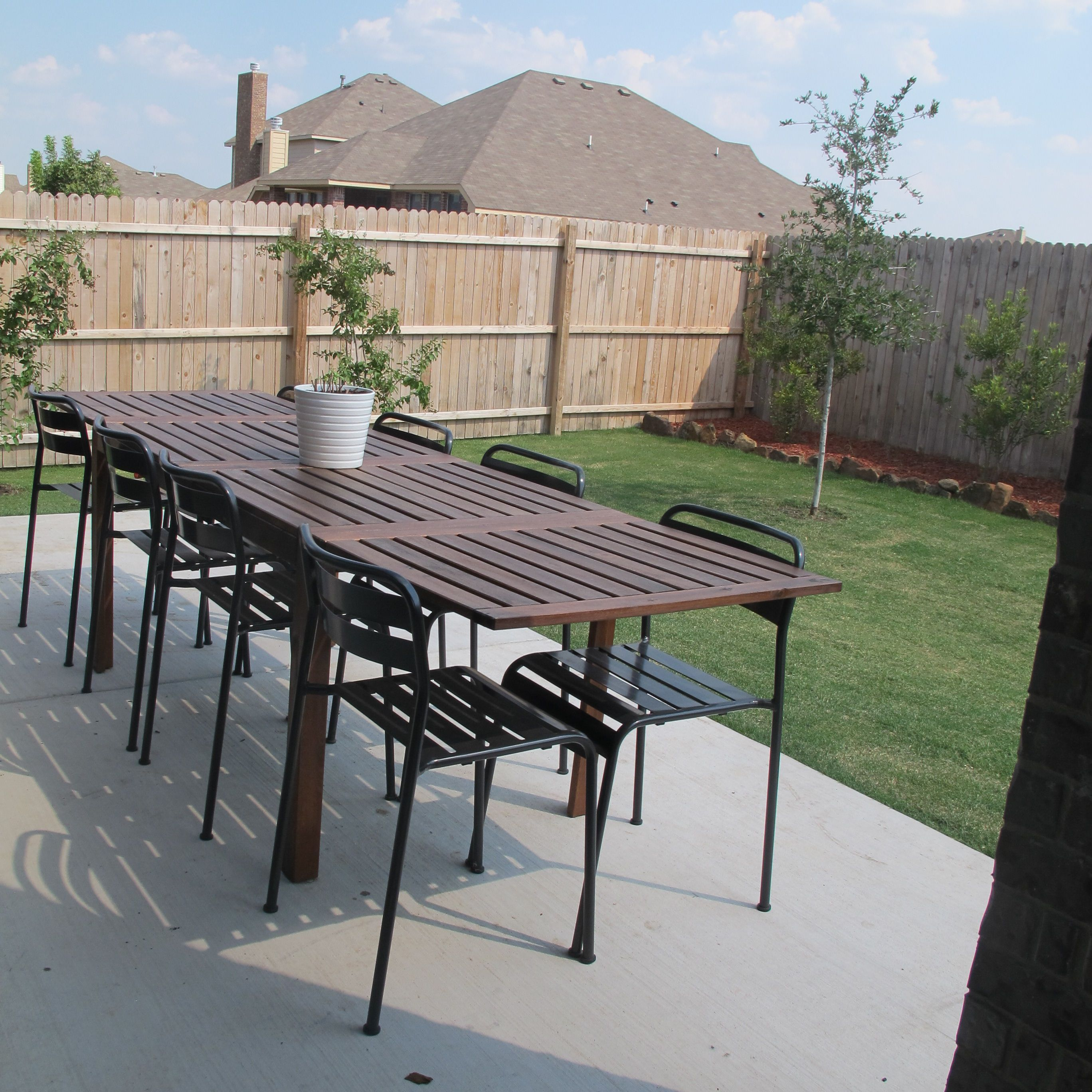 Back Yard It Up Ikea Outdoor Ikea Outdoor Furniture Outdoor Tables
