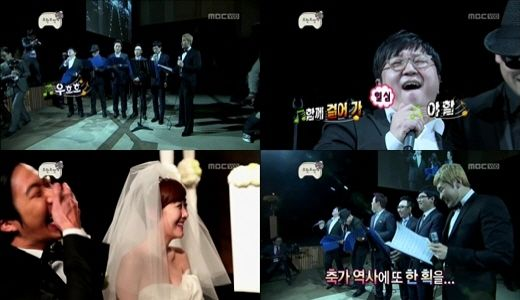 """Jung Hyung Don's """"amazing"""" singing skills from HaHa and Byul's wedding revealed..."""