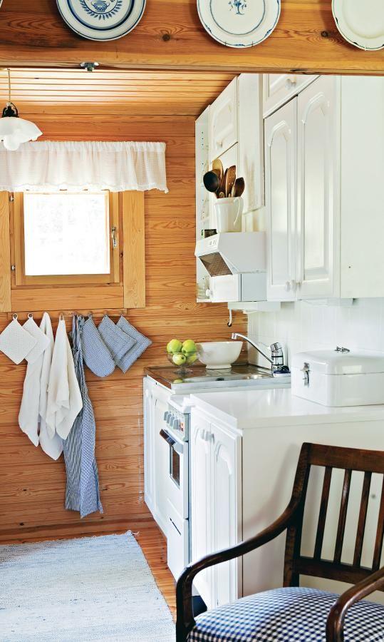 Sisustavan mökkitalkkarin paratiisi   Koti ja keittiö