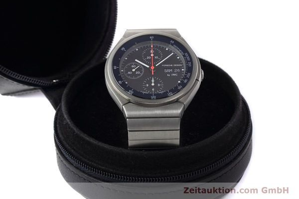 IWC Porsche Design Chronograph Titan Automatik Kal. 790 Ref. 3702  | 152592