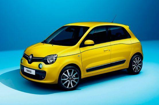 New Renault Twingo Revealed Sheds Light On Next Gen Smart Cars