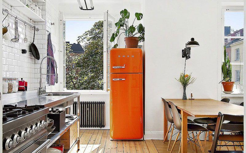 大人気 Smeg スメグ 冷蔵庫のある おしゃれキッチンまとめ21選